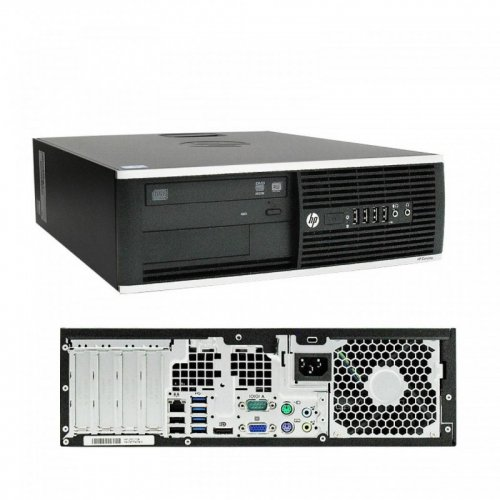 Gebruikte Desktops Hewlett Packard 8300 Sff Asbas Nr 1 In Refurbished