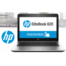 HP Elitebook 820 G3 TOUCH| Intel Core i5 6e Gen. | 8 GB | 180 GB SSD | Windows 10 | 12,5"