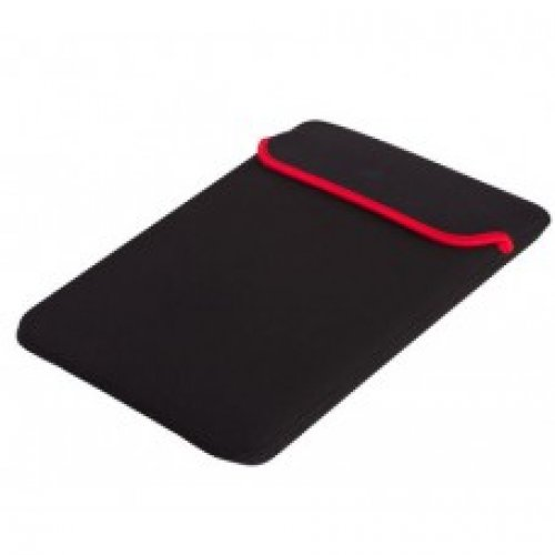 Laptop Tassen  Black Laptop Soft Sleeve Case Bag