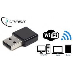 Wirelles Lan Adapters TP-Link Gembird Mini WiFi Adapter 300 mpbs