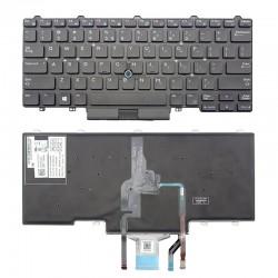 Dell Latitude E5450 - E5470 - E5480 - E7450 - E7470 - E7480 US Qwerty Backlit