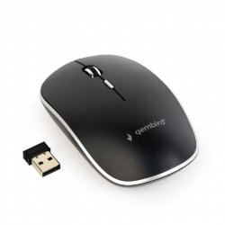 Draadloze muis zwart