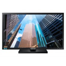 Refurbished Samsung  S24E650DW 24'' Widescreen PLS LED| Mat | VGA, Displayport, DVI-D | Full HD | USB