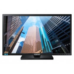Refurbished Samsung  S24E650DW 24'' Widescreen PLS LED| Mat | VGA, Displayport, DVI-D | Full HD | USB